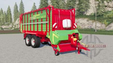 Strautmann Tera-Vitesse CFS 4601 DꝊ para Farming Simulator 2017