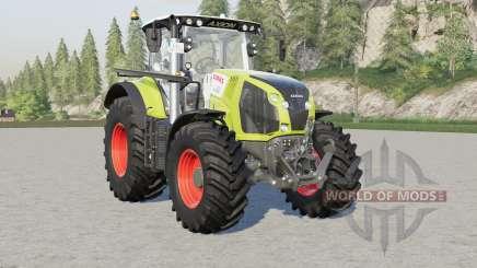 Claas Axioꞑ 800 para Farming Simulator 2017