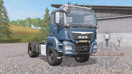 MAN TGS 18.400 para Farming Simulator 2017