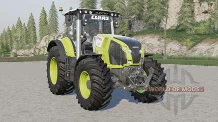 Claas Axioꞥ 800 para Farming Simulator 2017