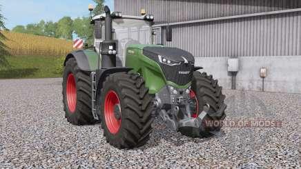 Fendt 1000 Vasio para Farming Simulator 2017