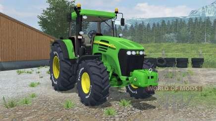 John Deere 78Ձ0 para Farming Simulator 2013