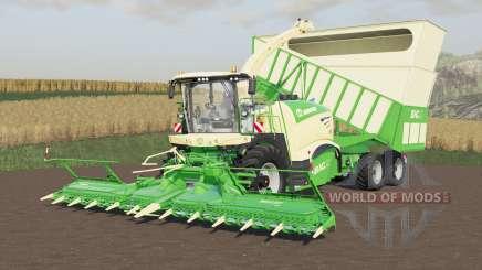 Krone BiG X 1180 Cargo para Farming Simulator 2017