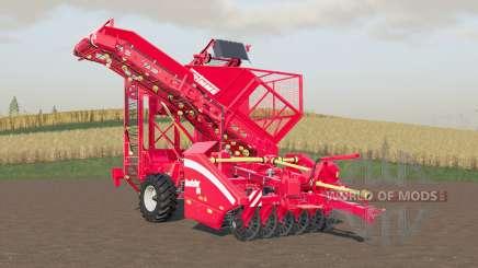 Grimme Rootster 604 v1.0.1 para Farming Simulator 2017