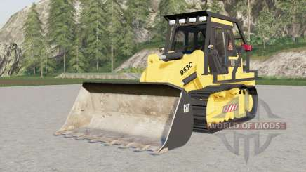 Caterpillar 953C para Farming Simulator 2017