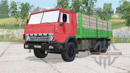 Kamaz-5321Ձ para Farming Simulator 2015