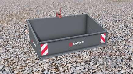 Saphir TL 200 para Farming Simulator 2017