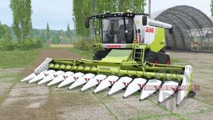 7ƽ0 Claas Lexion para Farming Simulator 2015