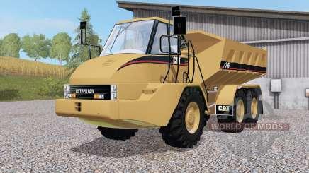 Caterpillar 725 para Farming Simulator 2017