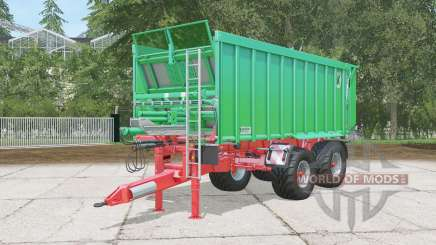 Kroger Agroliner TAW 20 para Farming Simulator 2015