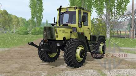 Mercedes-Benz Trac 1100 Turbꝍ para Farming Simulator 2015
