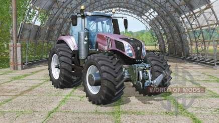 New Holland T8.320 &  T8.435 para Farming Simulator 2015
