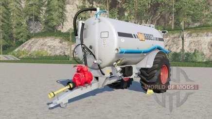 Abbey 2500 R para Farming Simulator 2017