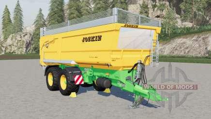 Joskin Trans-Space 6500-22 para Farming Simulator 2017