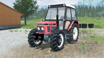 Zetor 724ƽ para Farming Simulator 2013