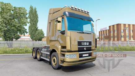 Sisu Rⴝ00 para Euro Truck Simulator 2