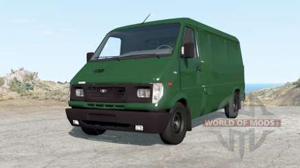 Daewoo Lublin 3 Van 1999 para BeamNG Drive