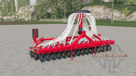 Kuhn BTF 4000 para Farming Simulator 2017