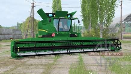 John Deere S690ᶖ para Farming Simulator 2015