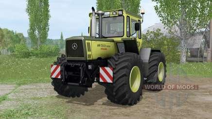 Mercedes-Benz Trac 1800 intercooleᵳ para Farming Simulator 2015