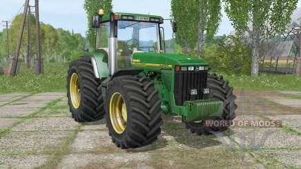 John Deere 8ꝝ00 para Farming Simulator 2015