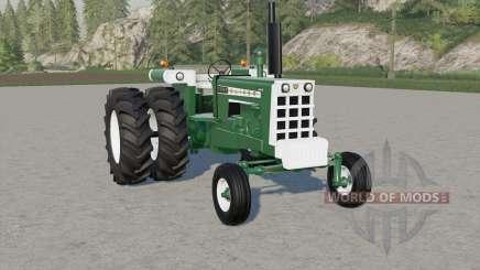 Oliver 55-series para Farming Simulator 2017
