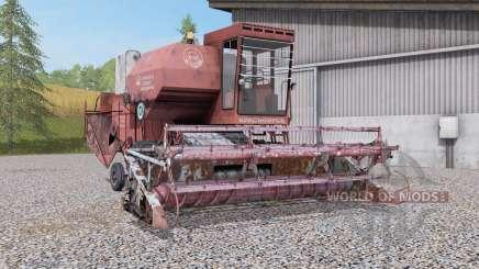 Yenisei 1000-1 para Farming Simulator 2017
