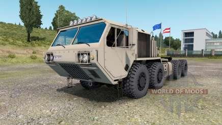 Oshkosh Hemtt (M983A4) para Euro Truck Simulator 2