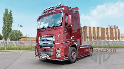 Ford F-Maꭗ para Euro Truck Simulator 2