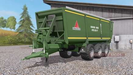 Annaburger ShubMax HTS 2୨.17 para Farming Simulator 2017