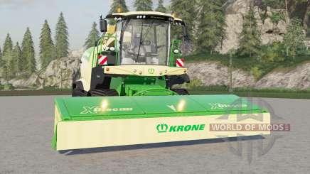 Krone BiꞠ X 1180 para Farming Simulator 2017