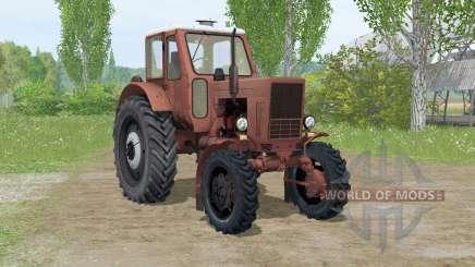 MTH 52 Bielorrússia para Farming Simulator 2015