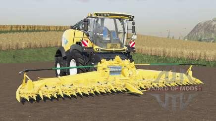 Nova Holanda FⱤ780 para Farming Simulator 2017