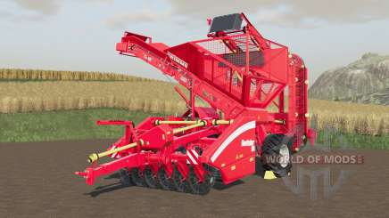 Grimme Rootster 604 para Farming Simulator 2017
