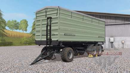 Casella tipper trailer para Farming Simulator 2017