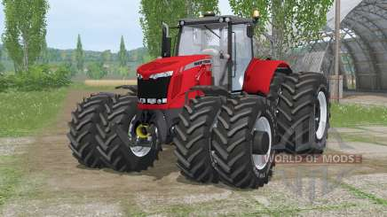 Massey Ferguson 7622 Dynin-6 para Farming Simulator 2015