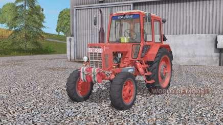 MTH-82 Belaus para Farming Simulator 2017