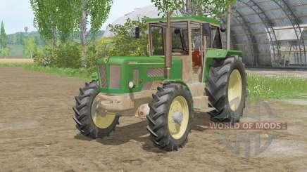 Schluter Super 1050 V para Farming Simulator 2015