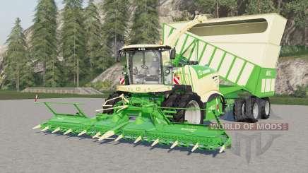 Krone BiG X 1180 Cargo v1.1.1 para Farming Simulator 2017