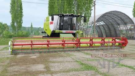 Claas Lexion 770 TerraTraꞔ para Farming Simulator 2015