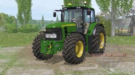 John Deere 6930 Premiuꙧ para Farming Simulator 2015