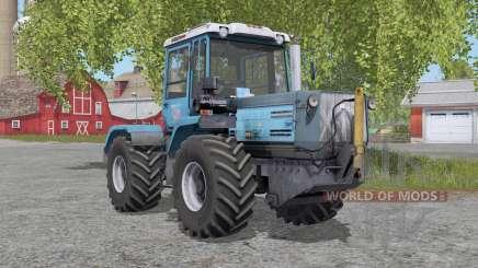 T-150K-09-25 com otvaloᴍ para Farming Simulator 2017