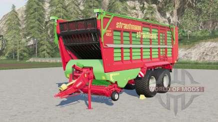 Strautmann Magnon CFS 430 DO para Farming Simulator 2017