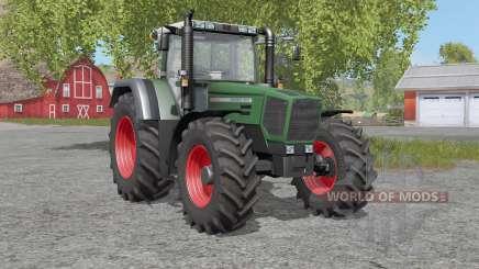 Fendt Favorit 800 Turboshifꚑ para Farming Simulator 2017