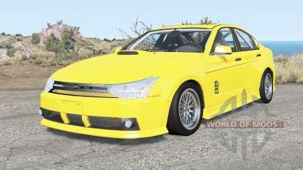 Ford Focus sedan (NA2) 2008 v1.5 para BeamNG Drive