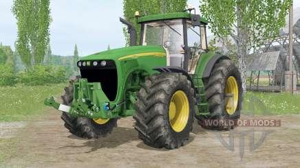 John Deere 85೭0 para Farming Simulator 2015