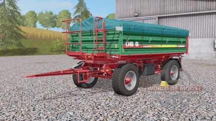 Metaltech DB para Farming Simulator 2017