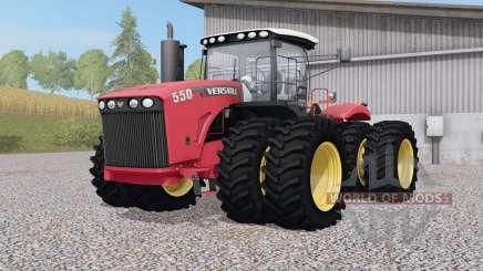 Versatile 4WD 450-550 para Farming Simulator 2017