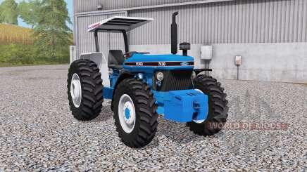 Ford 78ろ00 para Farming Simulator 2017