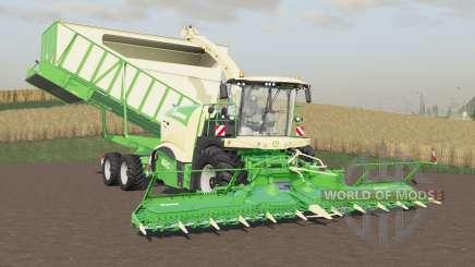 Krone BiG X 1180 Cargo v1.1 para Farming Simulator 2017